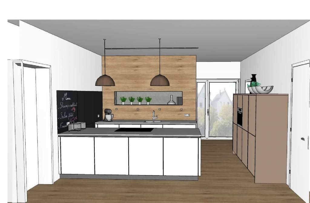 Küchenplan hausbau galerie flo1981