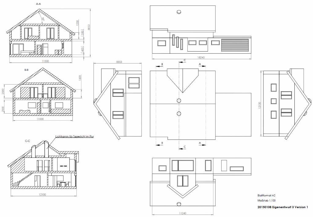 grundriss ohne keller am gew sser grundrissforum auf. Black Bedroom Furniture Sets. Home Design Ideas