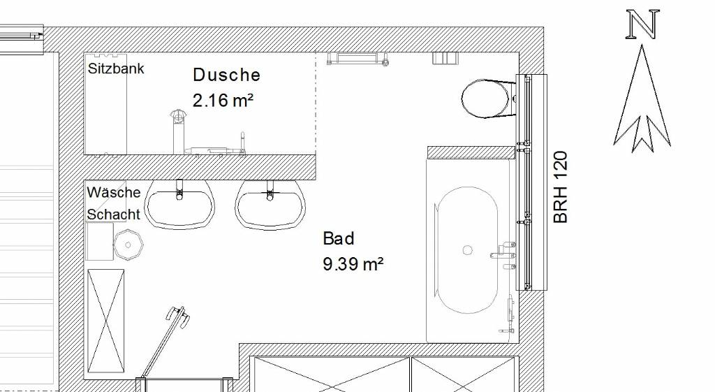 Welche Fliesen in Walk-In Dusche? | Forum auf energiesparhaus.at