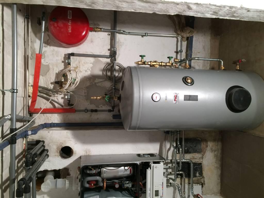 Warmwasserspeicher laden | Energieforum auf energiesparhaus.at