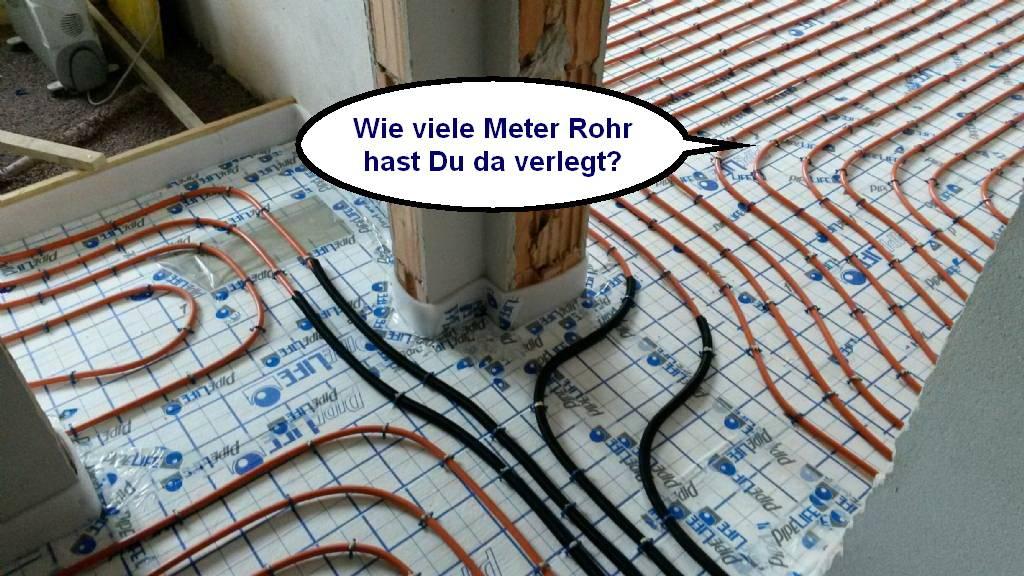Fußbodenheizung Rohre Verlegen ~ Fussbodenheizung verlegeproblem energieforum auf energiesparhaus.at