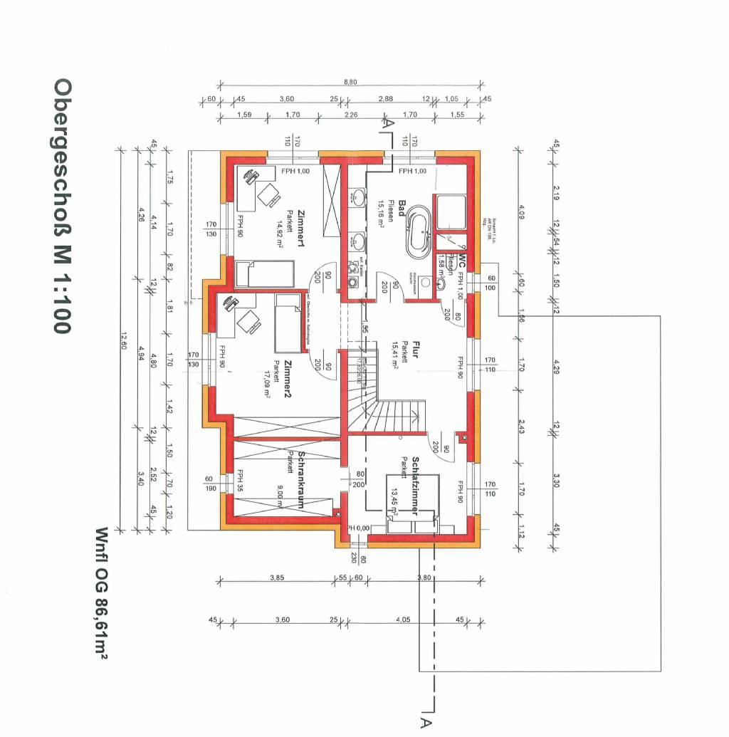 EFH 170 m2 - Verbesserungsvorschläge? | Bauforum auf energiesparhaus.at