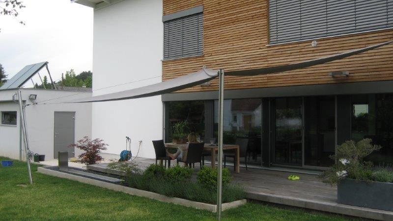 zeigt her eure terrassen beschattung bauforum auf. Black Bedroom Furniture Sets. Home Design Ideas