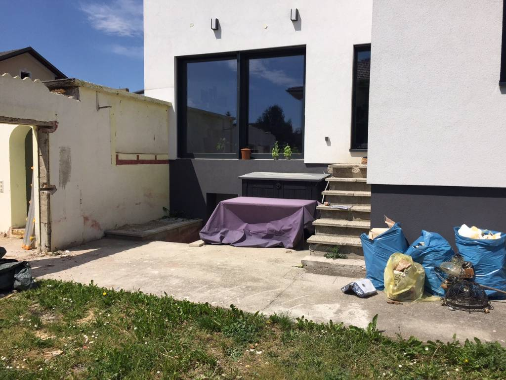 Unterkonstruktion Fur Erhohte Terasse Bauforum Auf Energiesparhaus At
