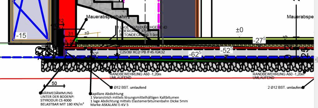Vertikale Bauwerksabdichtung Bauforum Auf Energiesparhaus At
