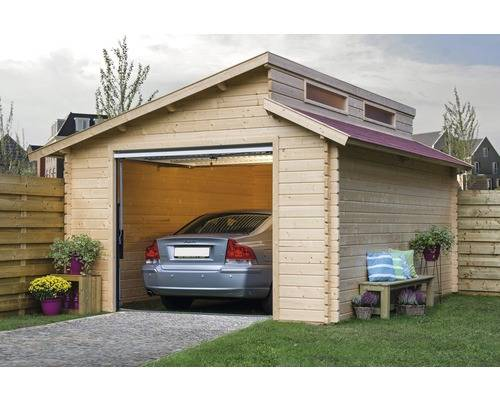 garage holz finest garage mit holz with garage holz cool. Black Bedroom Furniture Sets. Home Design Ideas