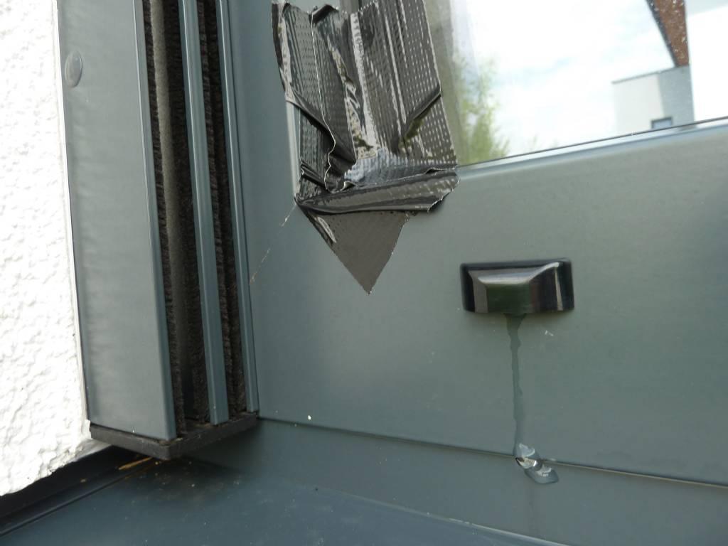 Wassereintritt bodentiefes Fenster | Bauforum auf energiesparhaus.at