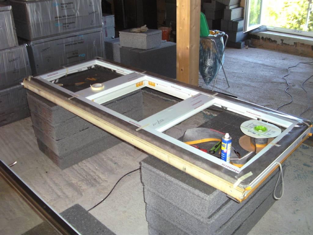 kompriband od schaum folienbandmontage fensterforum auf. Black Bedroom Furniture Sets. Home Design Ideas