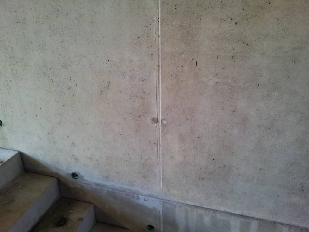 Sichtbeton wie behandeln bauforum auf - Beton innenwand ...