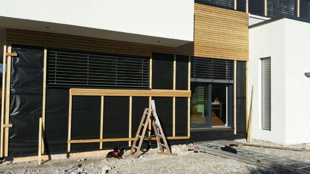 Holzfassade Vws 220 Berg 228 Nge Und D 228 Mmung Bauforum Auf