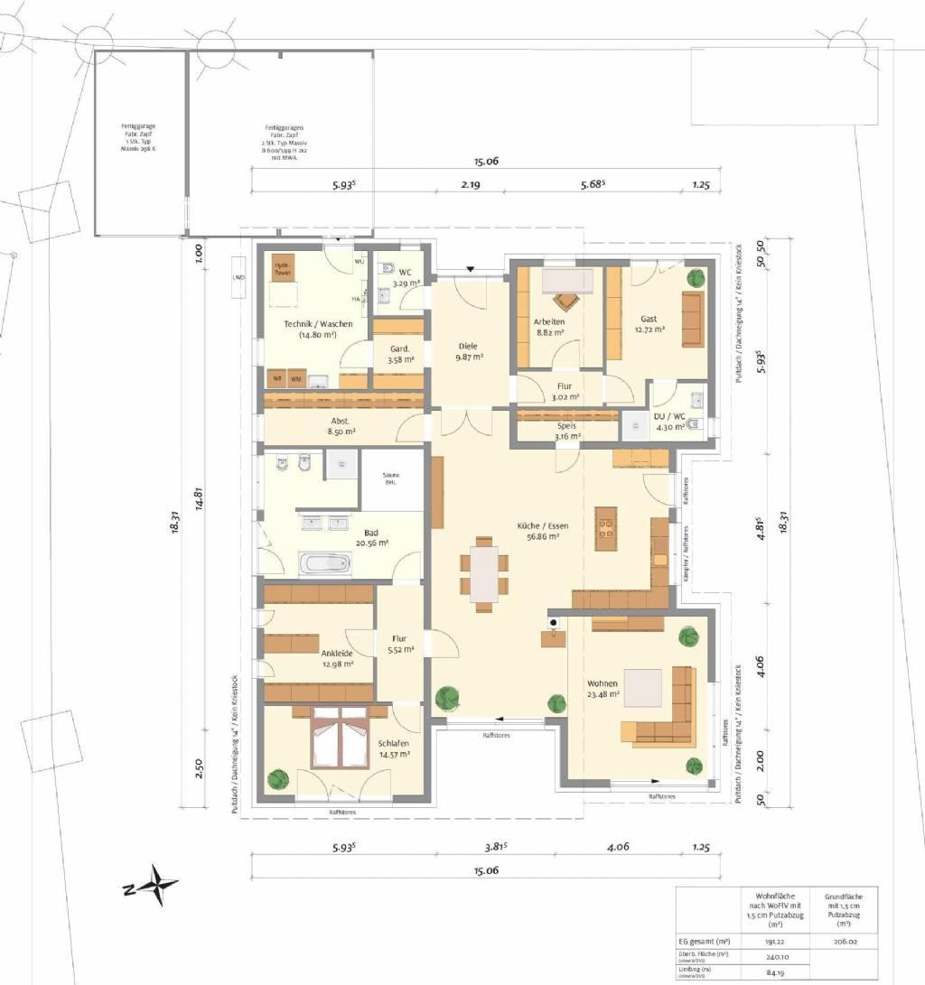 bungalow feedback erbeten grundrissforum auf. Black Bedroom Furniture Sets. Home Design Ideas
