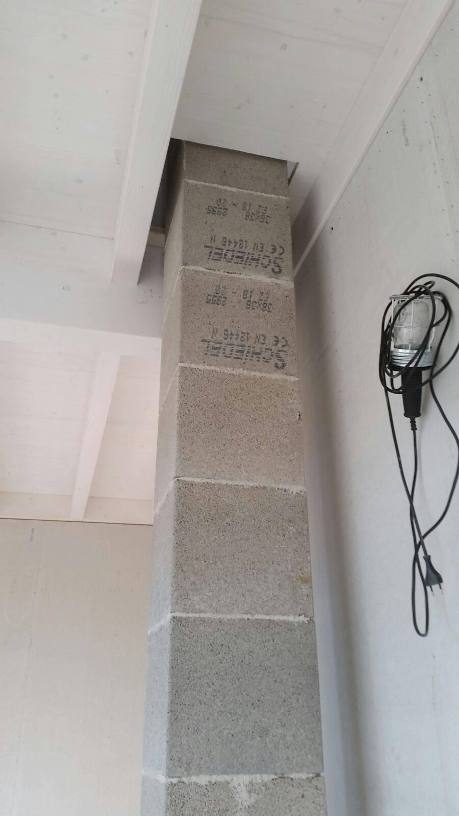 Kamin Verkleiden Bauforum Auf Energiesparhaus At