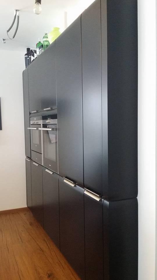 erfahrungen k che hochglanz oder matt seite 2 bauforum auf. Black Bedroom Furniture Sets. Home Design Ideas