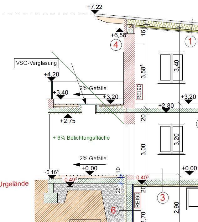 Balkon Neubau Stahlbeton Oder Stahl Bauforum Auf Energiesparhaus At