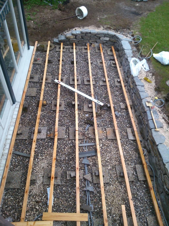 Holzterrasse Ohne B Platte Forum Auf Energiesparhaus At
