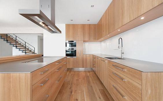 Kuche Fliesen Vs Holzboden Vs Optik Bauforum Auf Energiesparhaus At