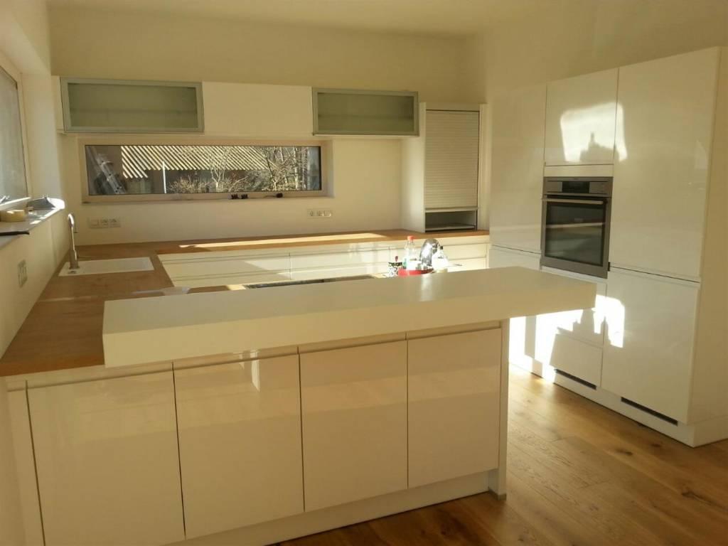 Küche | Fliesen vs Holzboden vs Optik | Bauforum auf energiesparhaus.at