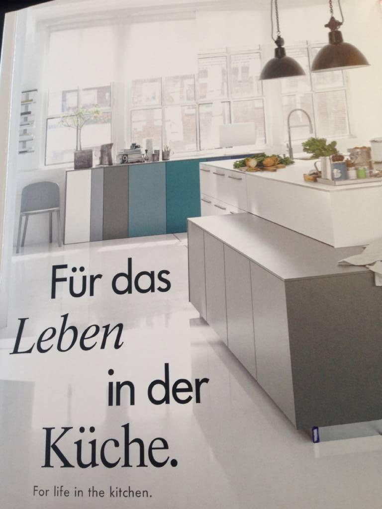 Aktuelle Küchentrends/Fronten/Farben | Bauforum auf energiesparhaus.at