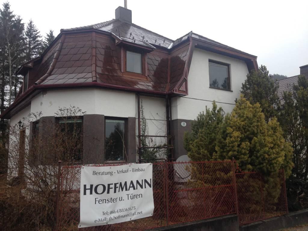 Schön Welche Fassadenfarbe Passt Zu Braunen Fenstern Foto Von Farbberatung - Fassade Gesucht