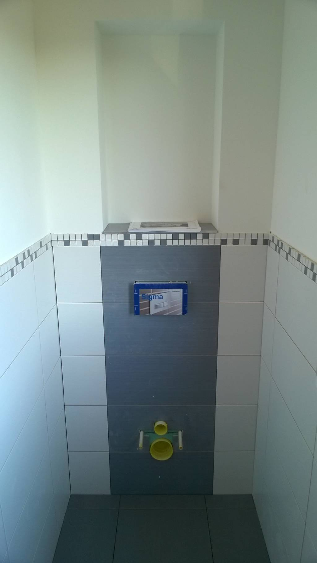 Fliesenhöhe Bad/Fliesenleger OÖ-Tips? | Bauforum auf energiesparhaus.at