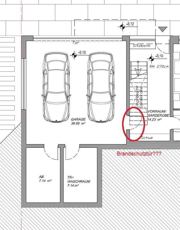 brandschutzt r erforderlich baurechtforum auf. Black Bedroom Furniture Sets. Home Design Ideas