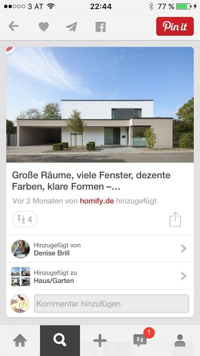 Hausfassade in grau braun bauforum auf for Hausfassade braun