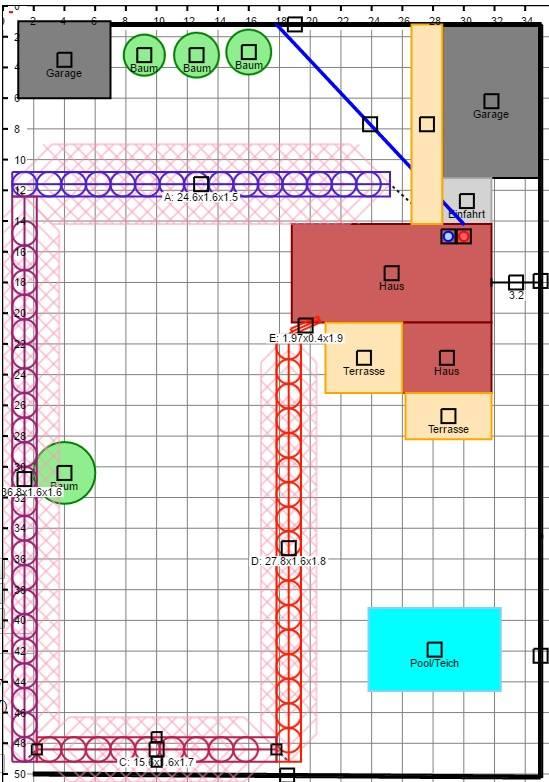 grabenkollektor wie legen energieforum auf. Black Bedroom Furniture Sets. Home Design Ideas