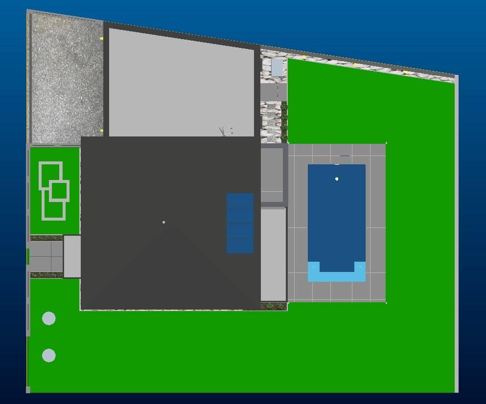 flachdach garage gef lle bauforum auf. Black Bedroom Furniture Sets. Home Design Ideas