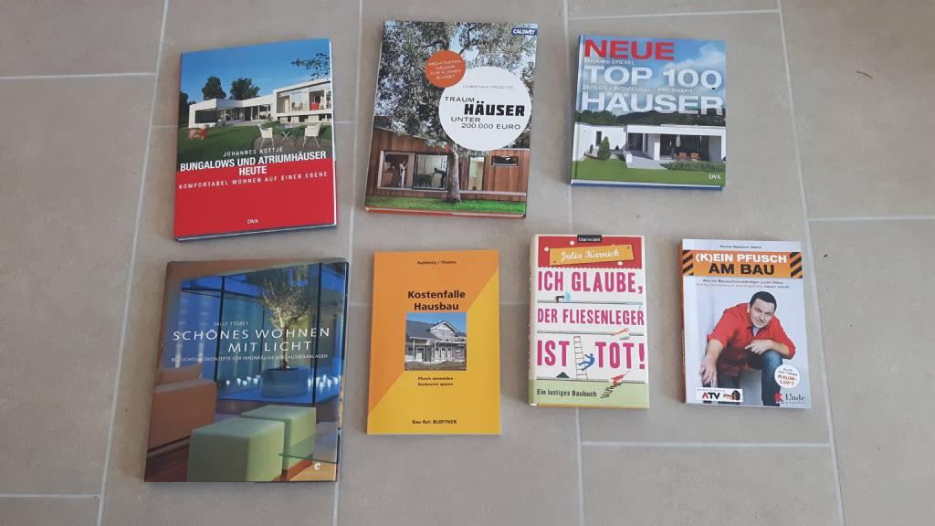 """Bücher zum Thema """"hausbau"""""""