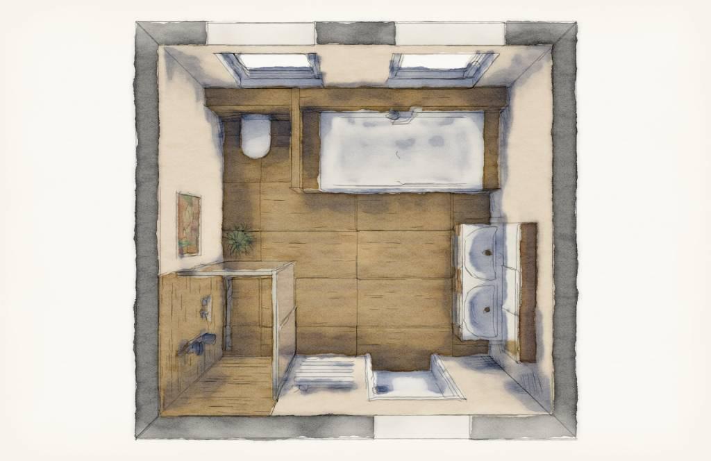 eingemauerte badewanne ytong bauforum auf. Black Bedroom Furniture Sets. Home Design Ideas
