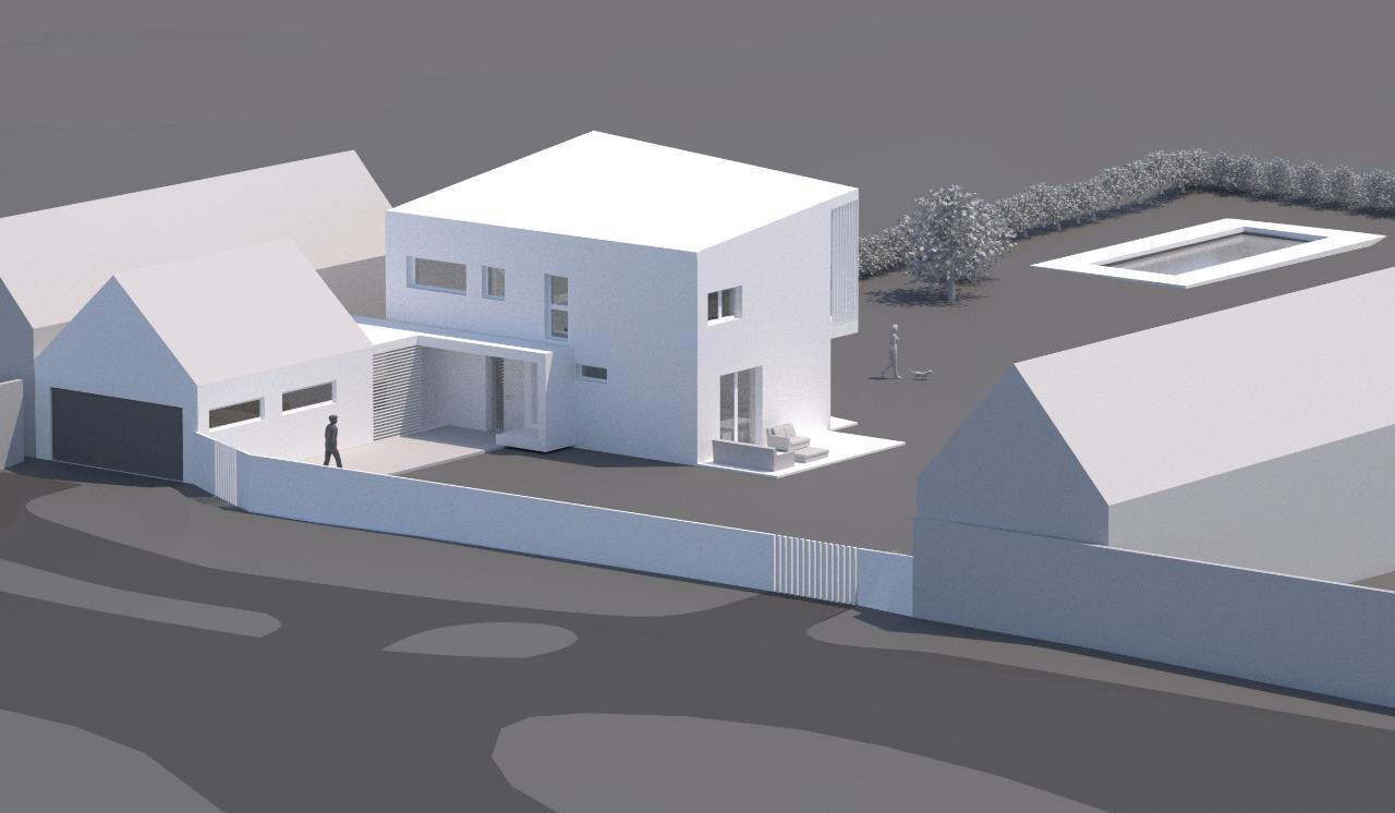 garage mit satteldach direkt anbauen grundrissforum auf. Black Bedroom Furniture Sets. Home Design Ideas