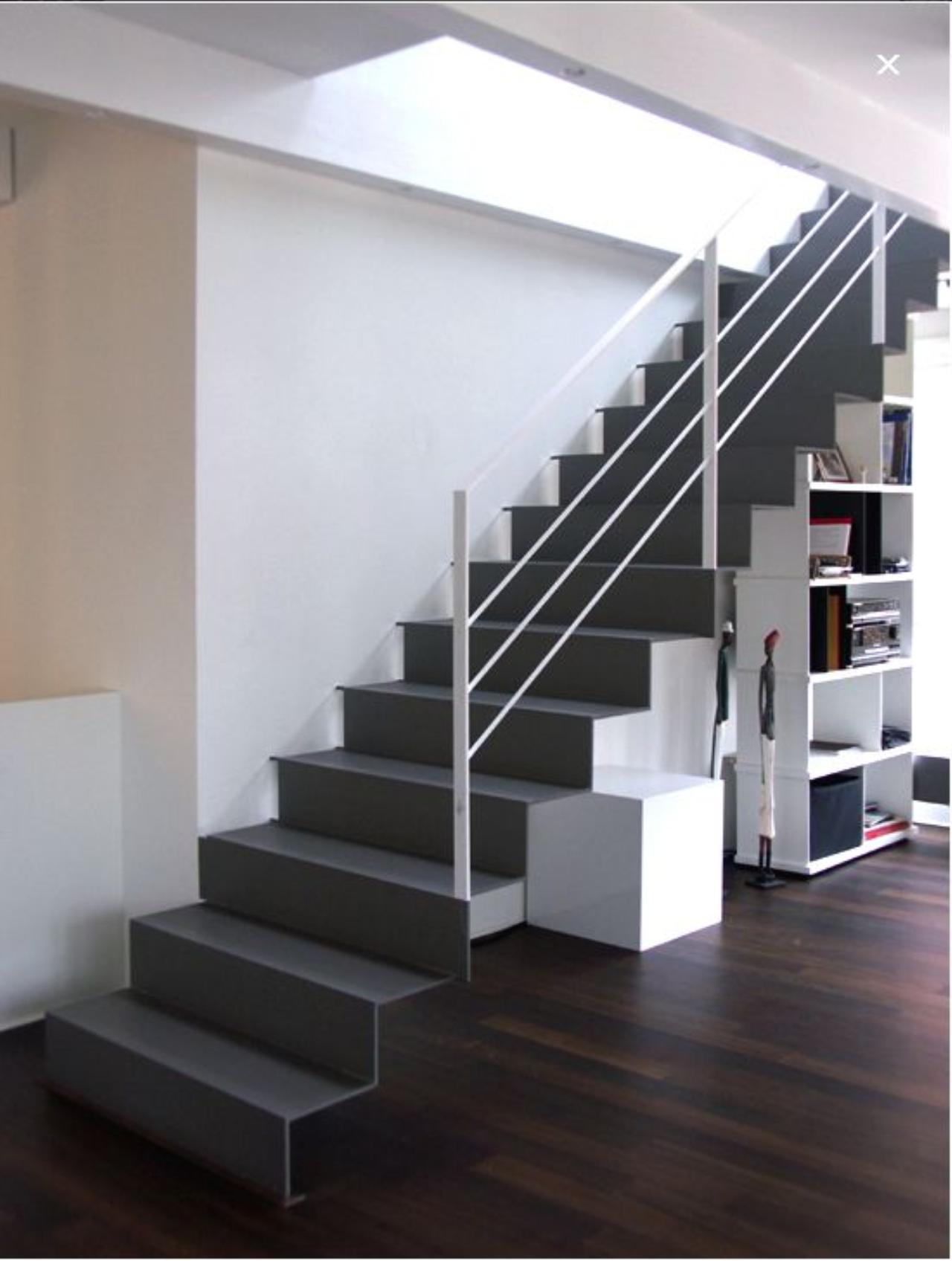 faltwerktreppe aus stahl forum auf. Black Bedroom Furniture Sets. Home Design Ideas