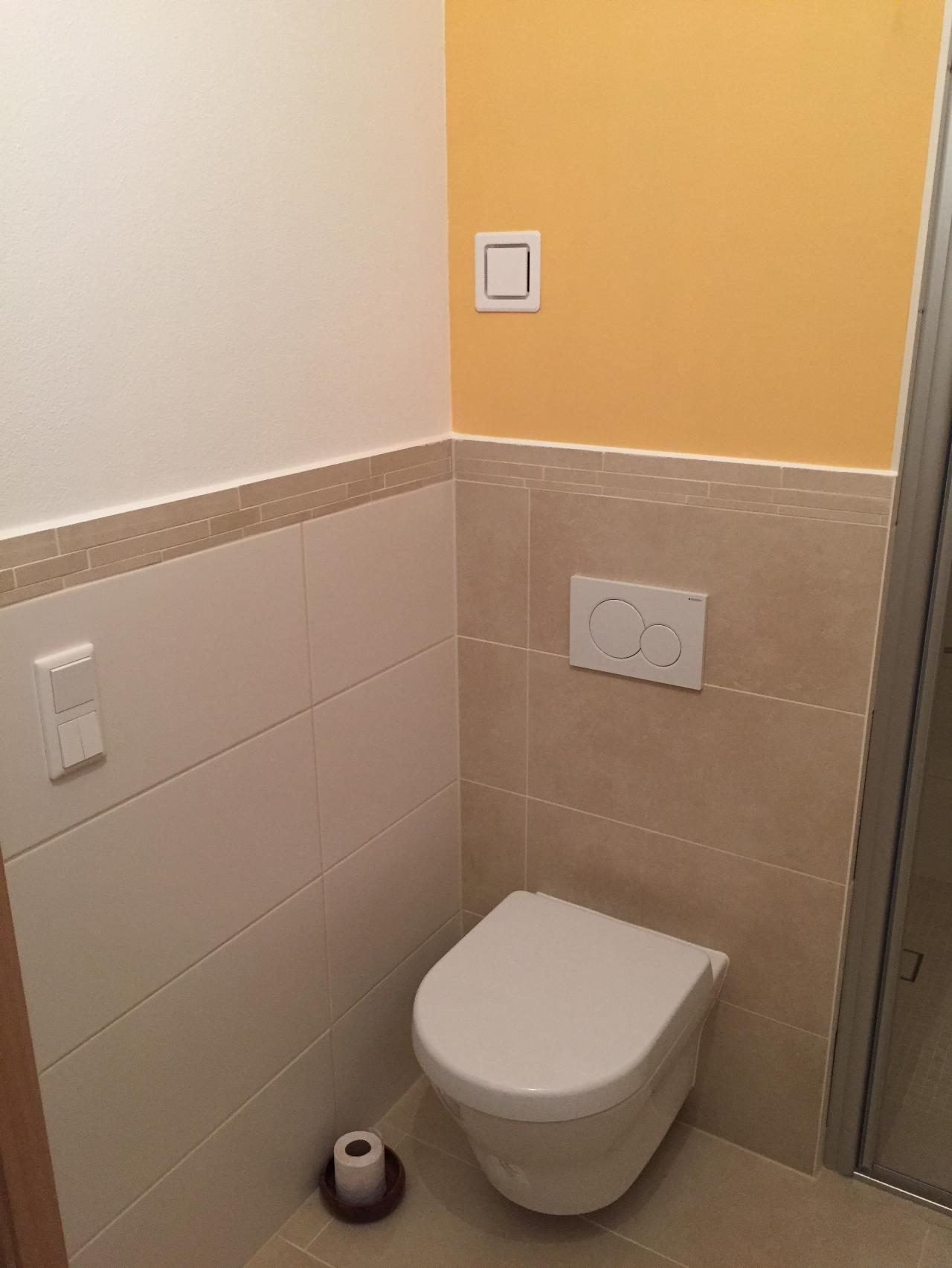 Belüftung in WC Verkleidung?  Bauforum auf energiesparhaus.at