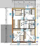 kompakter Grundriss