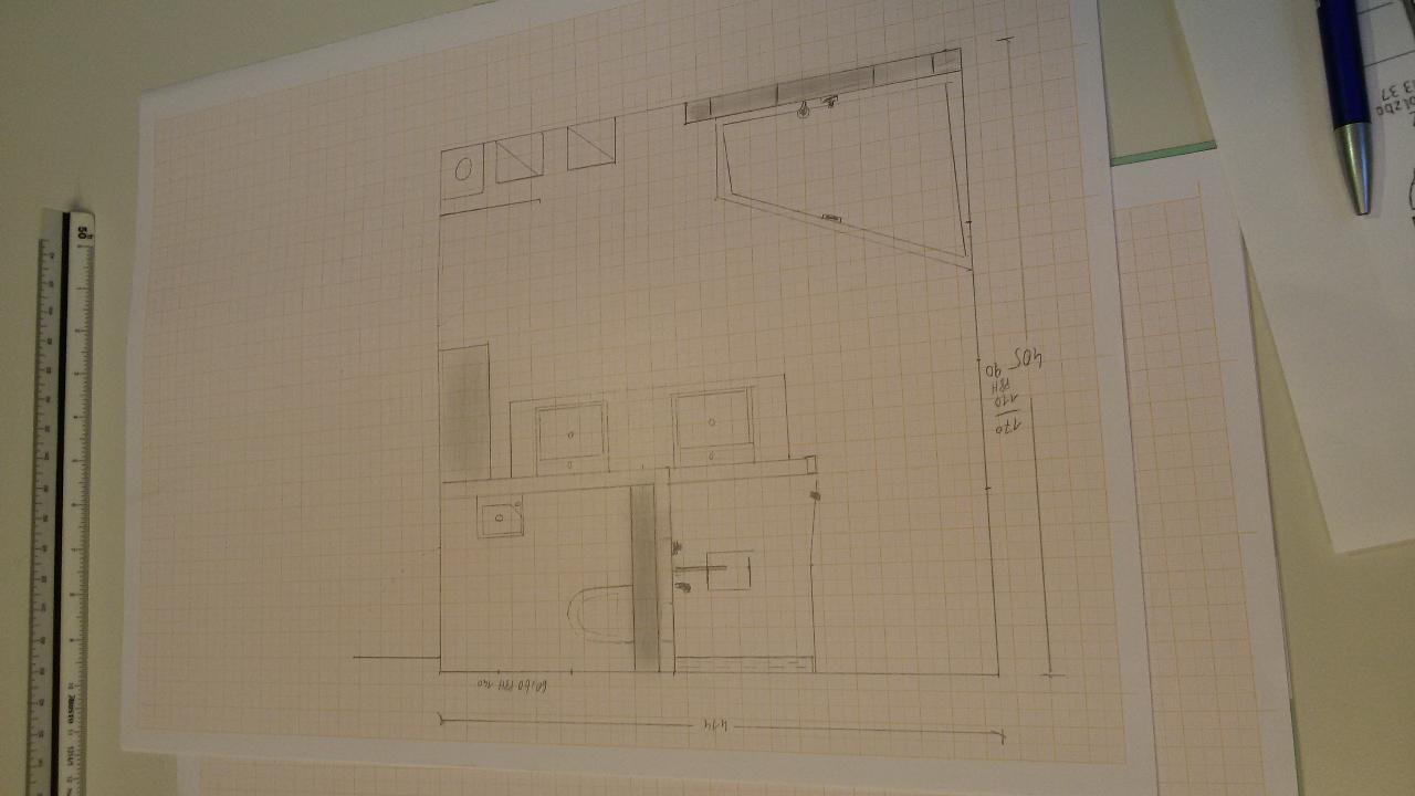 aufteilung spots badezimmer? | bauforum auf energiesparhaus.at