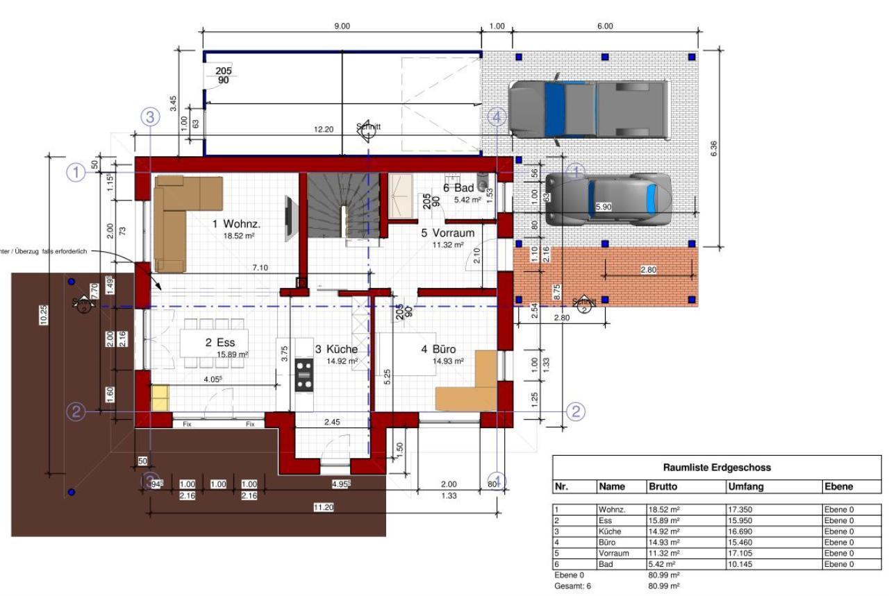 meinungen zu grundriss efh mit keller grundrissforum auf. Black Bedroom Furniture Sets. Home Design Ideas