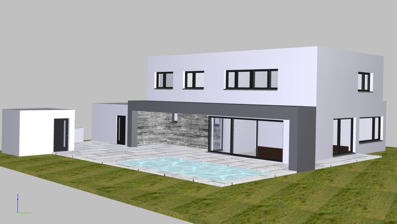 Steinfassade Bauforum Auf Energiesparhaus At
