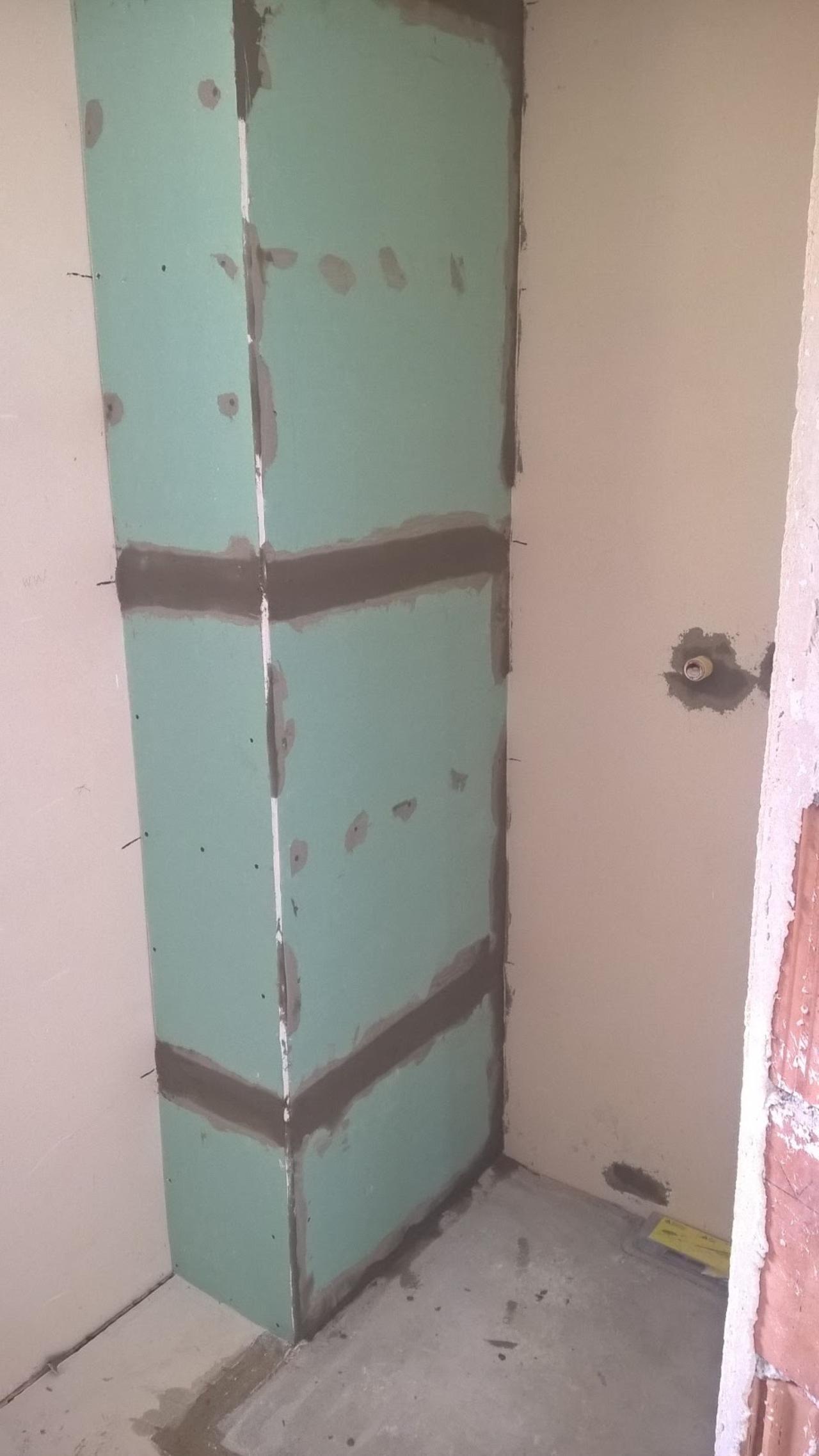 dusche ohne silikonfugen | bauforum auf energiesparhaus.at