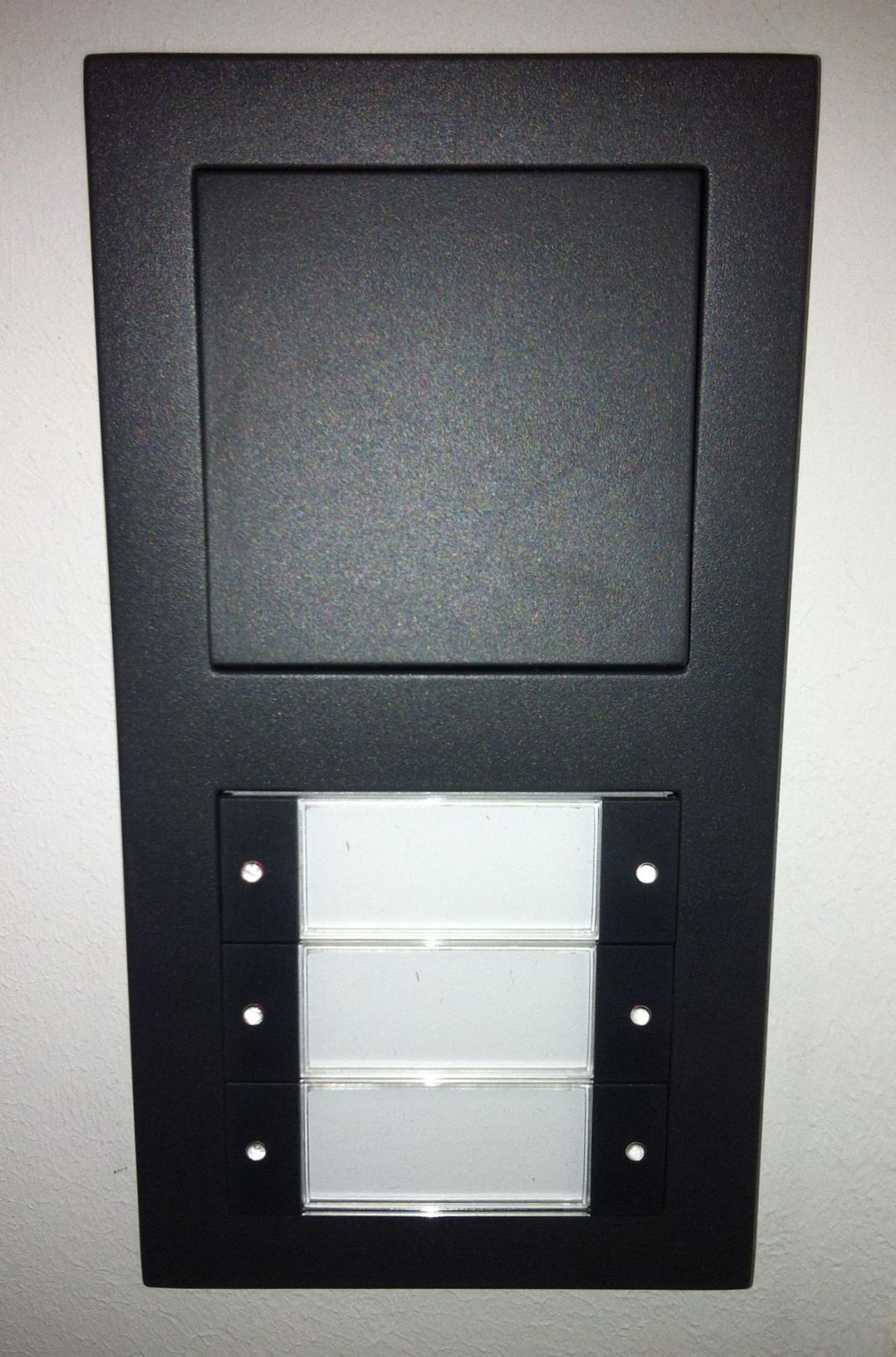 KNX MDT Glastaster - Seite 2 | Bauforum auf energiesparhaus.at