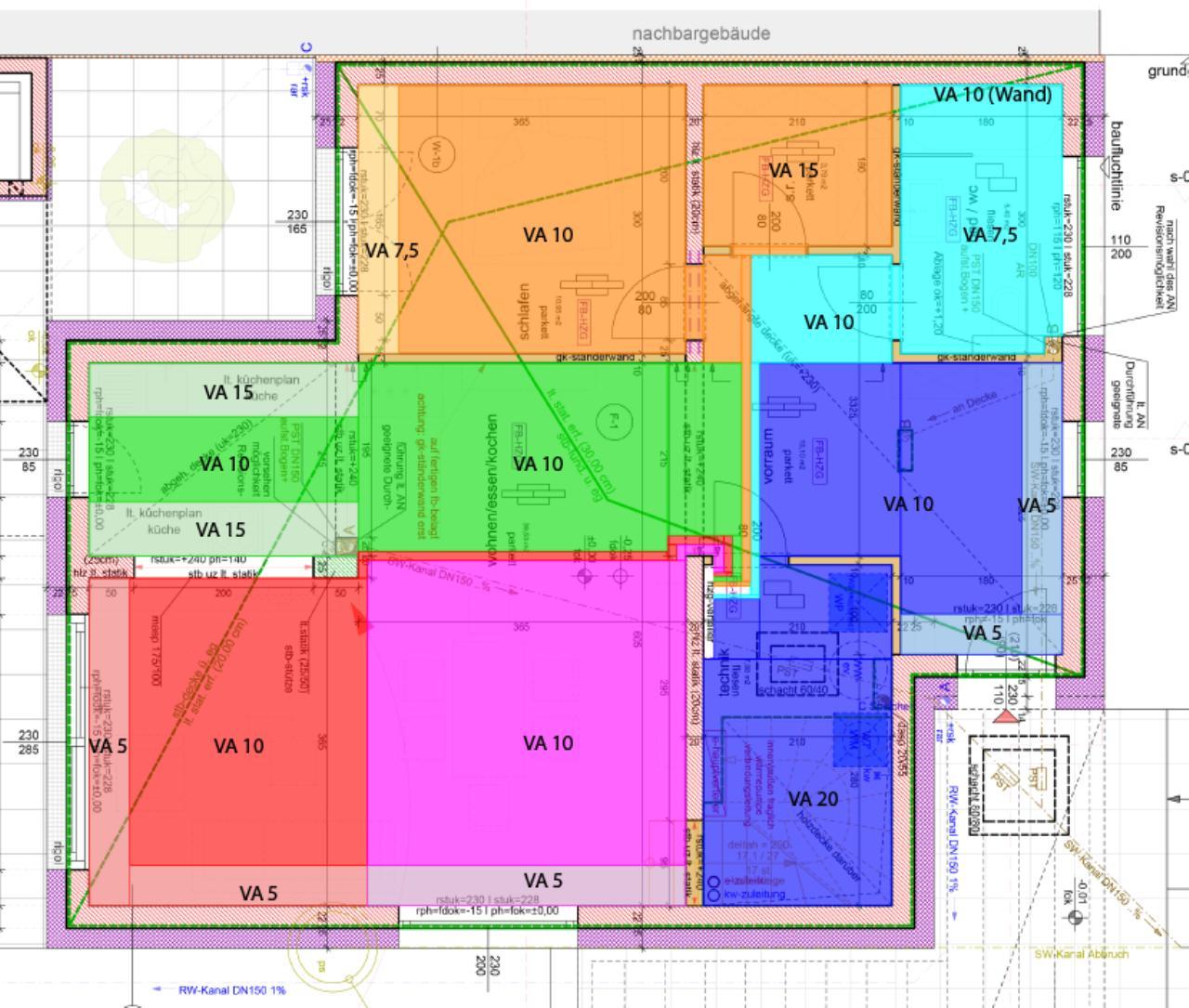 Häufig Von der Heizlast zur Fußbodenheizung | Energieforum auf CS69