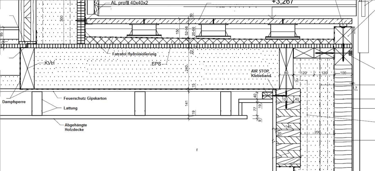 vollsparrend mmung mit dampfbremse bauforum auf. Black Bedroom Furniture Sets. Home Design Ideas