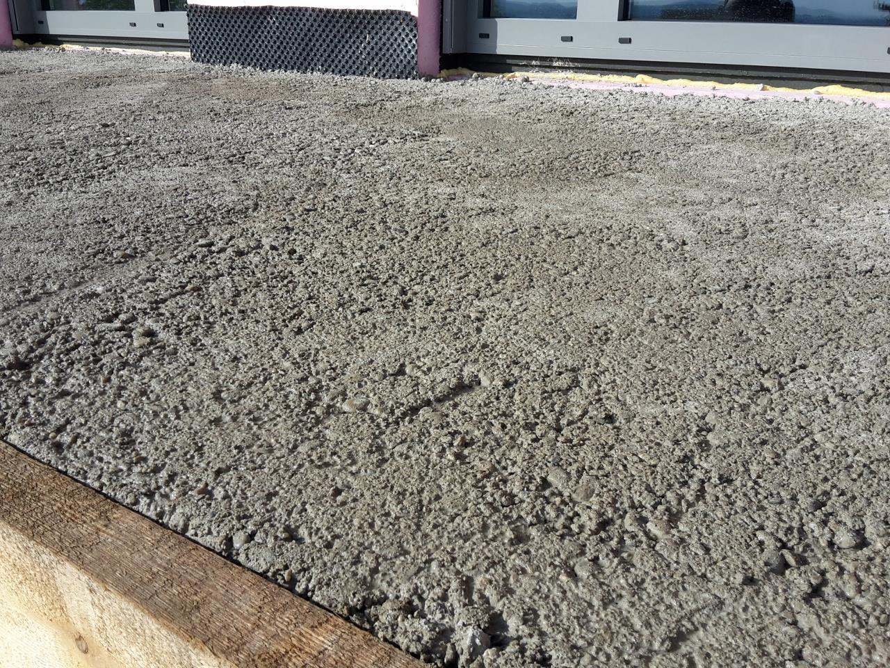 terrasse betonplatte verhunzt bauforum auf. Black Bedroom Furniture Sets. Home Design Ideas