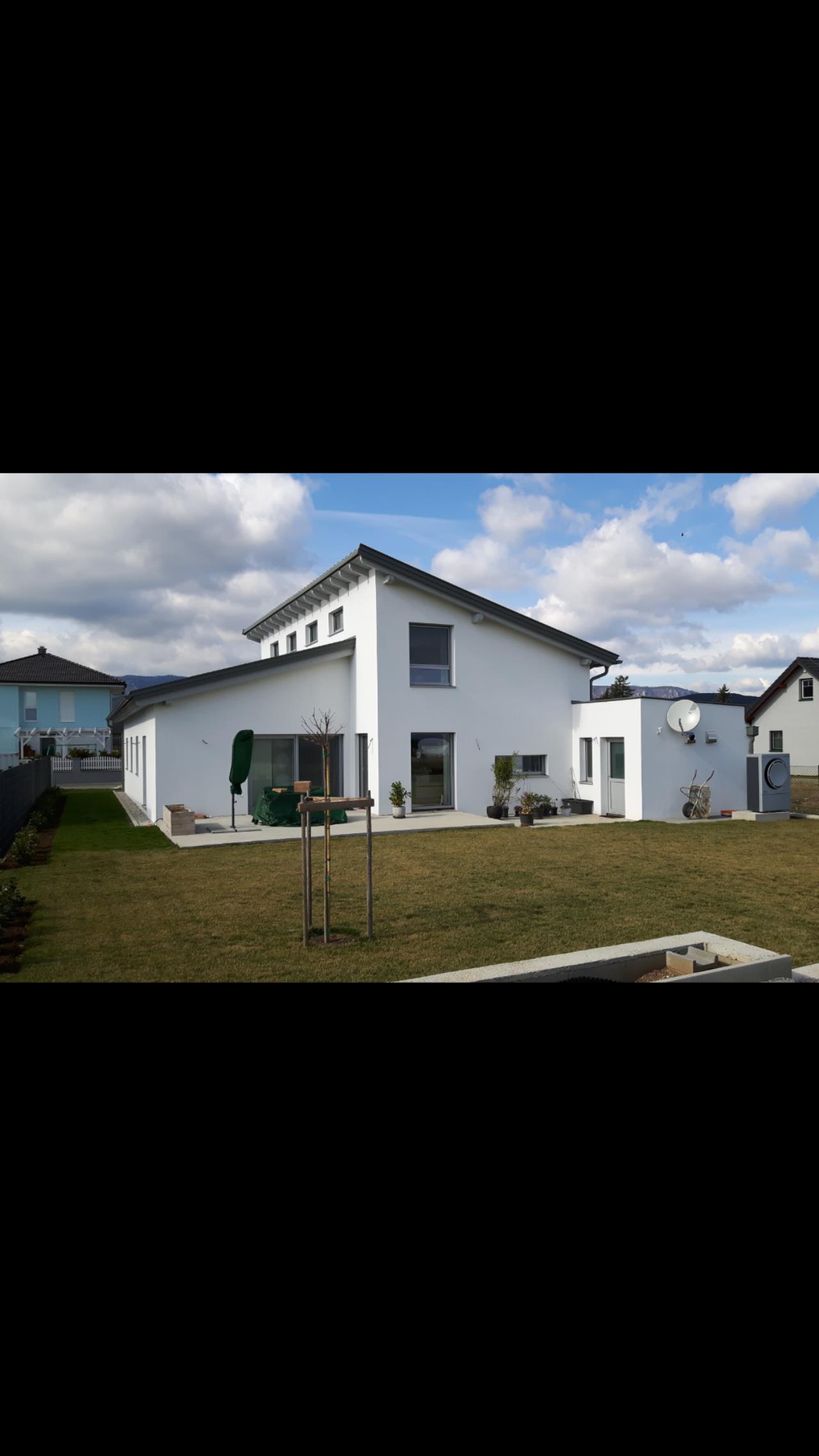 Dach Farbe Anthrazit Fenster Grau Aluminium Bauforum Auf