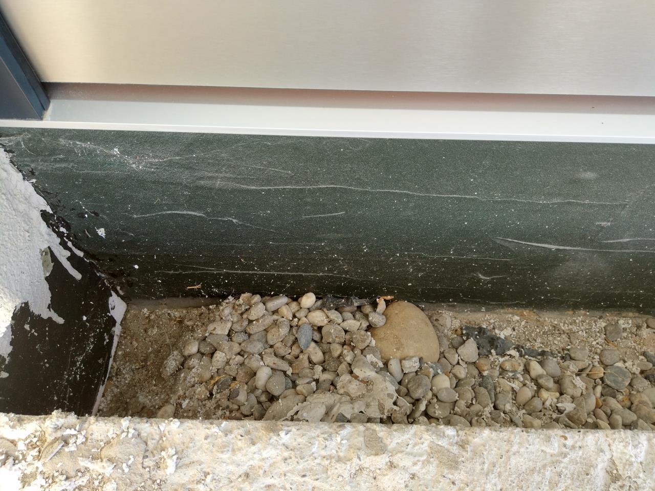 Relativ Wärmedämmung zw. Haustür-Sockel und Beton | Fensterforum auf AR67