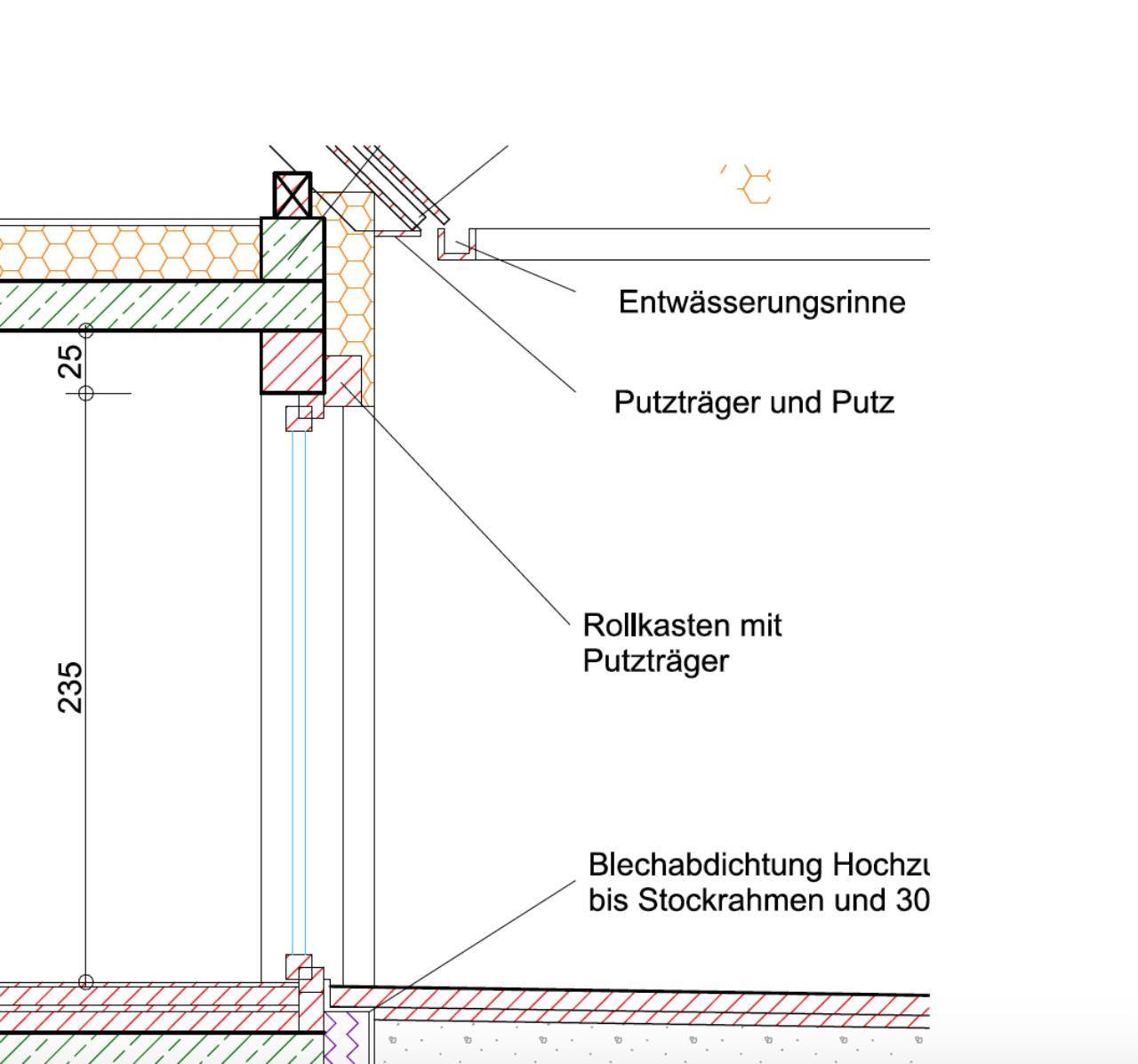 stockaufdopplung - optik vs. wärmeverlust | fensterforum auf