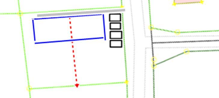 Bevorzugt Grundstück teilen und Stellplätze | Baurechtforum auf XN41