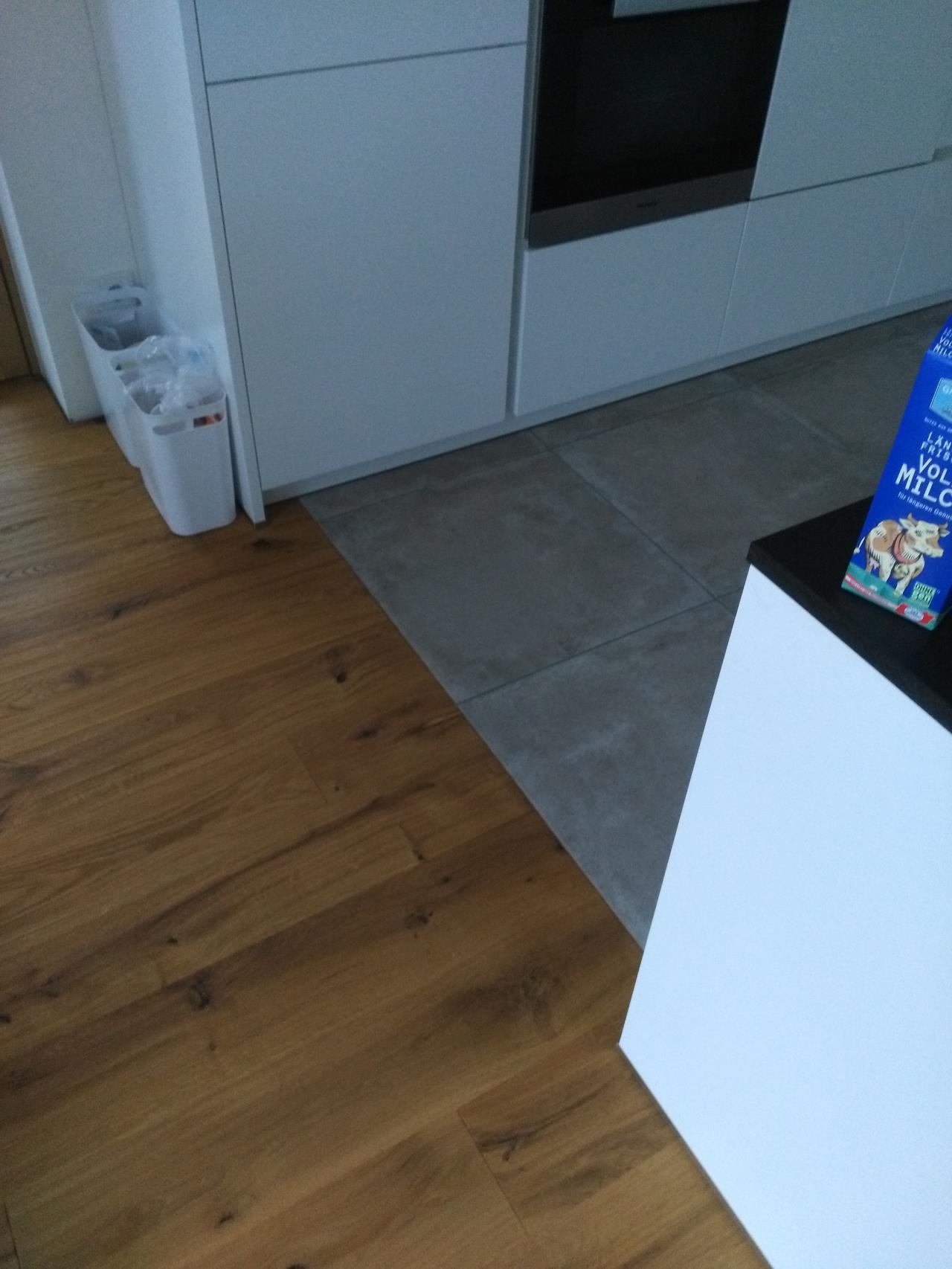 Welcher Bodenbelag In Küche Bzw. Esszimmer?