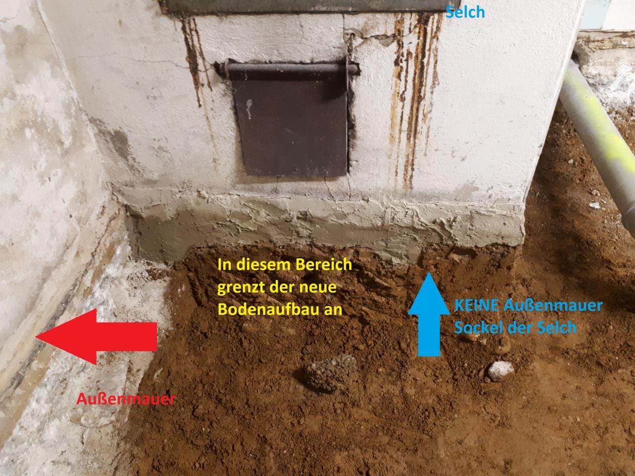 fußboden neu aufbauen