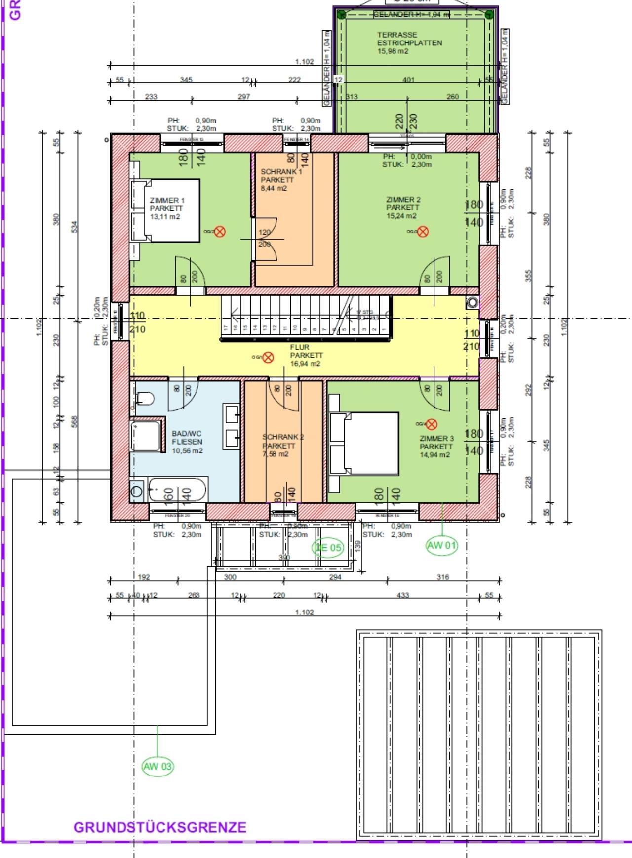 Angebot zu EFH mit 50er Ziegel und Nebengebäude | Bauforum auf ...