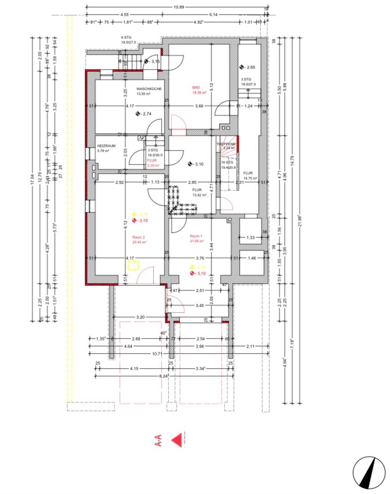 Altbau Keller Zum Wohnraum Ausbauen Fragen Zur Dammung Bauforum